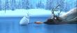 кадры из фильма Frozen