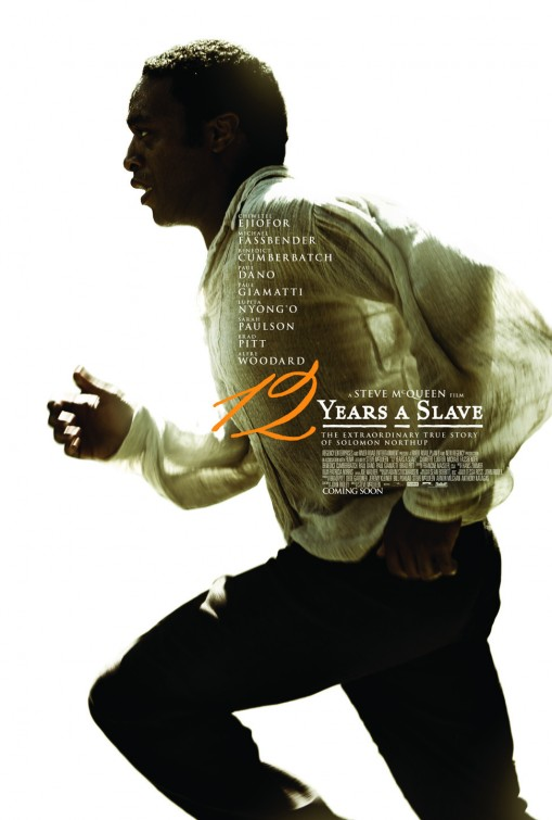 постер 12 лет рабства,12 Years a Slave