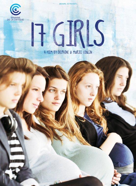 постер 17 девушек,17 Girls