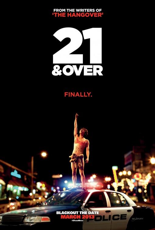 постер 21 и старше,21 and Over
