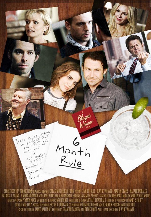 постер Правило шести месяцев,6 Month Rule