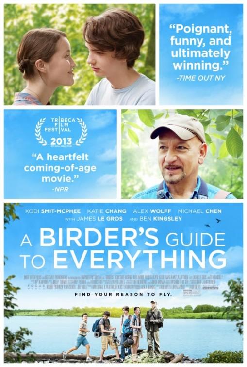 постер Всеобщее руководство птицелова,A Birder's Guide to Everything