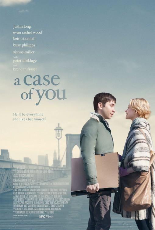 постер Дело в тебе,A Case of You