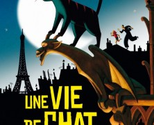 Кошачья жизнь (Une vie de chat/A Cat in Paris)