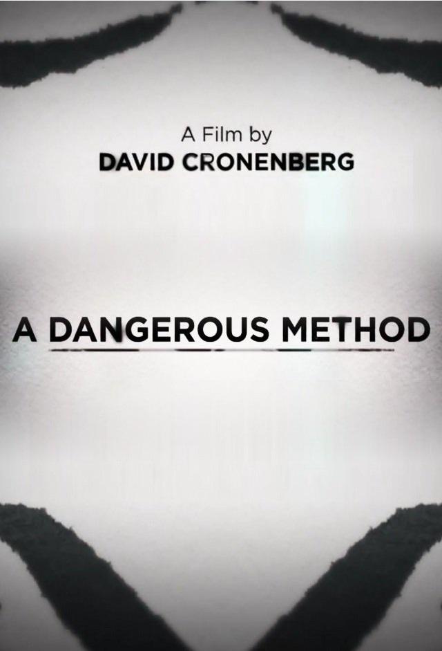 постер Опасный метод,A Dangerous Method