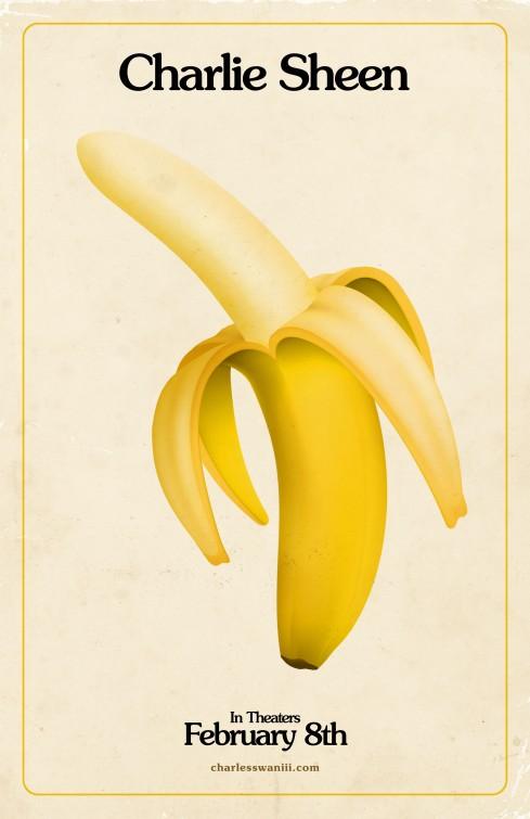 постер Умопомрачительные фантазии Чарли Свона III,A Glimpse Inside the Mind of Charles Swan III