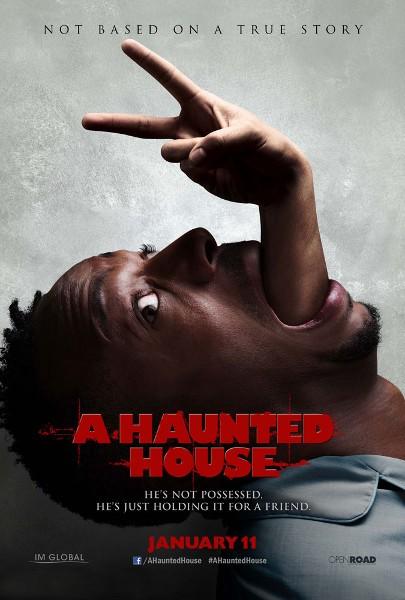 постер Дом с приколами,A Haunted House