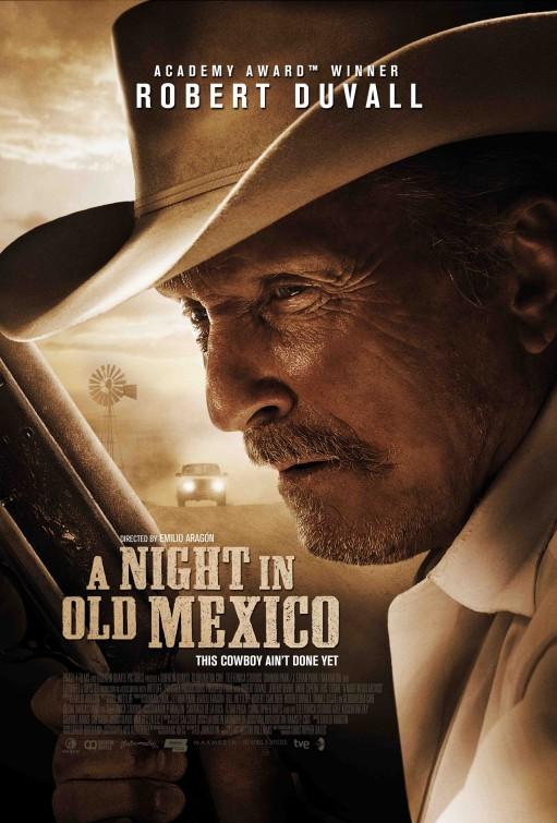 постер Ночь в старой Мексике,A Night in Old Mexico