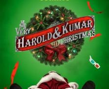 Убойное Рождество Гарольда и Кумара (A Very Harold & Kumar 3D Christmas)