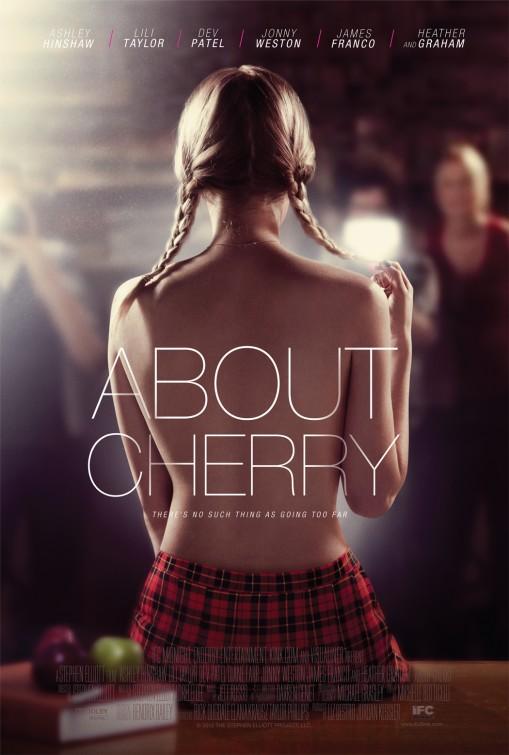 постер Черри,About Cherry