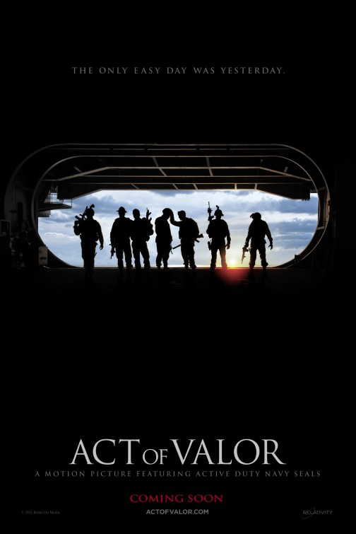 постер Закон доблести,Act of Valor