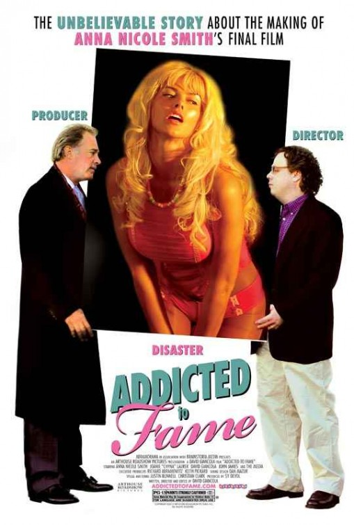 постер Отношение к славе,Addicted to Fame