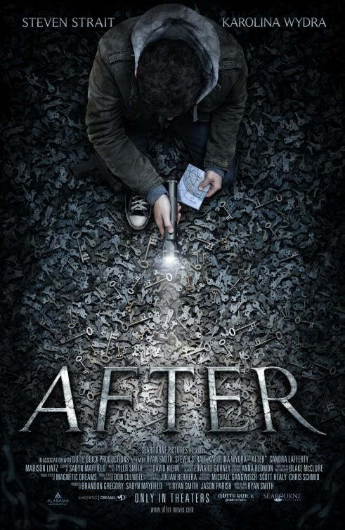 постер После,After