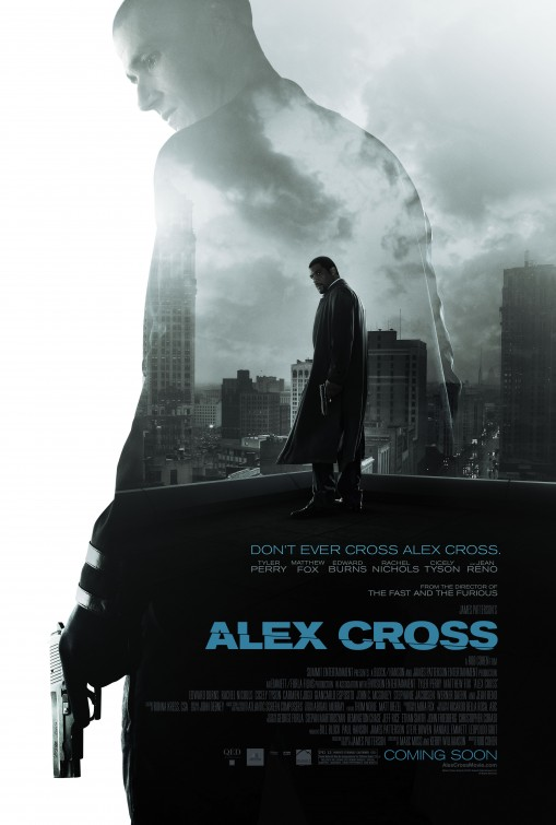 постер Я, Алекс Кросс,Alex Cross