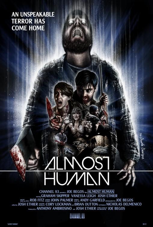 постер Почти человек,Almost Human