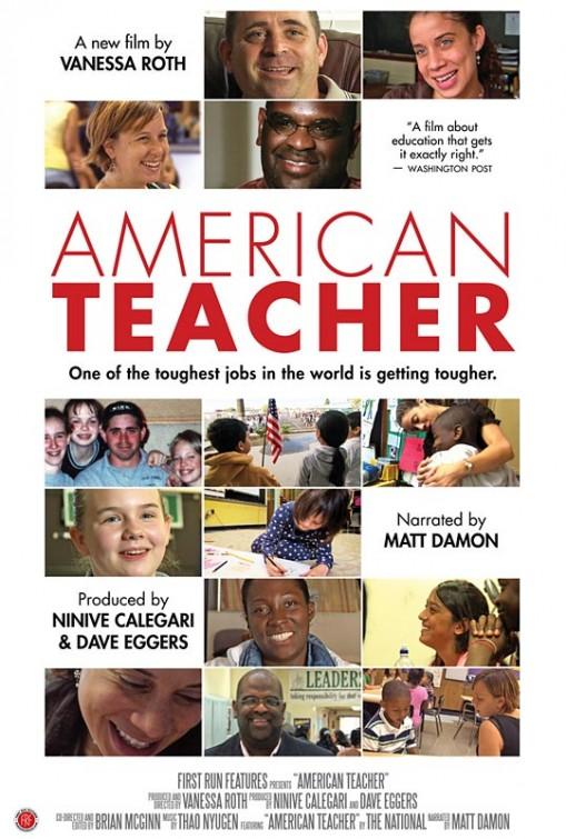 постер Американский учитель,American Teacher