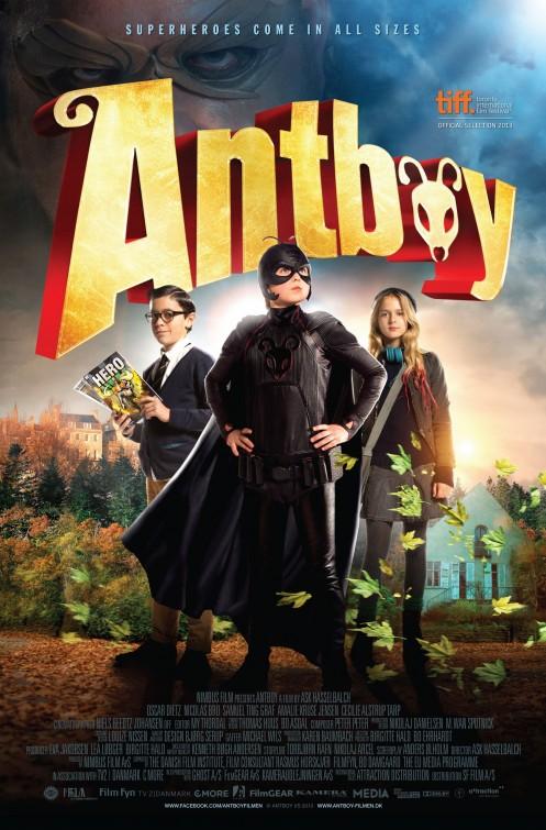 постер Мальчик-муравей,Antboy