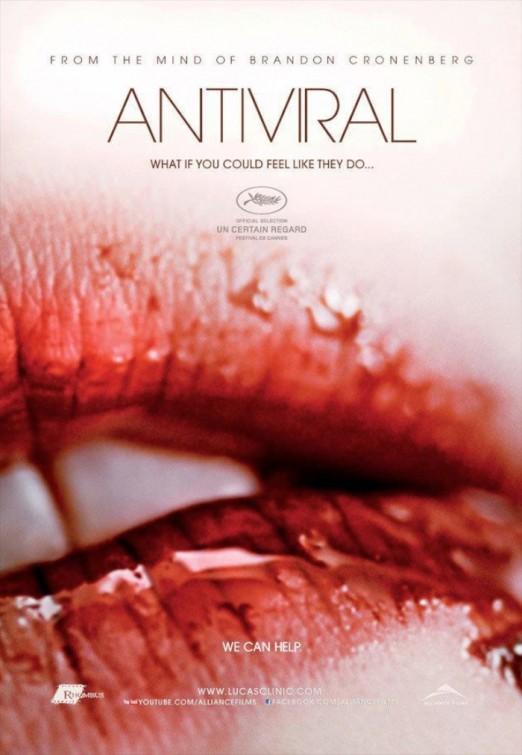 постер Антивирус,Antiviral