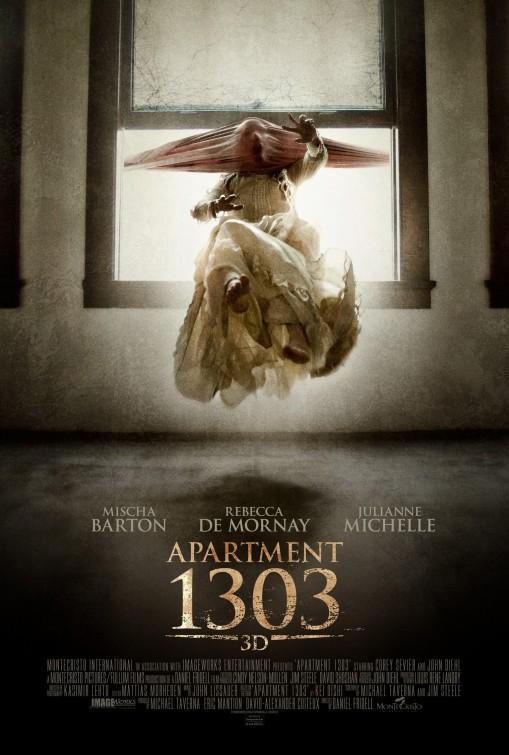 постер Апартаменты 1303,Apartment 1303 3D