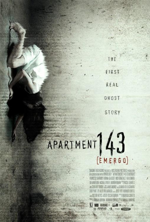 постер Квартира 143,Apartment 143