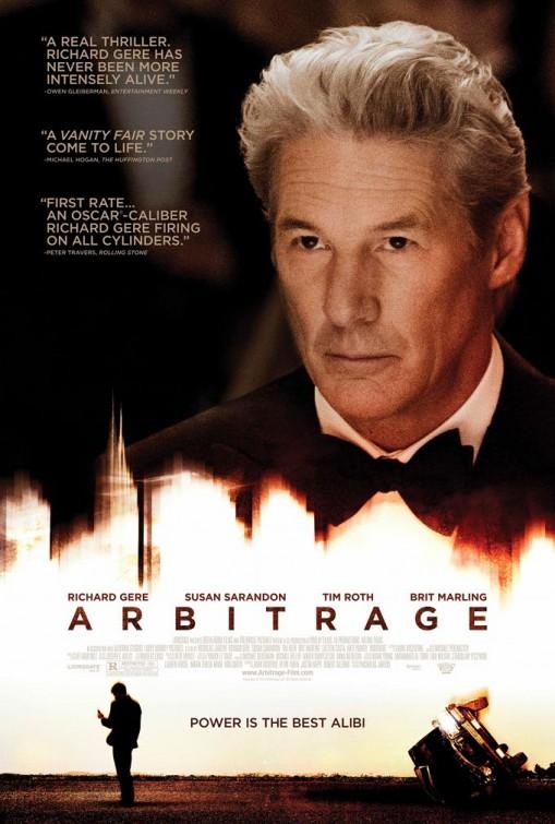 постер Арбитраж,Arbitrage