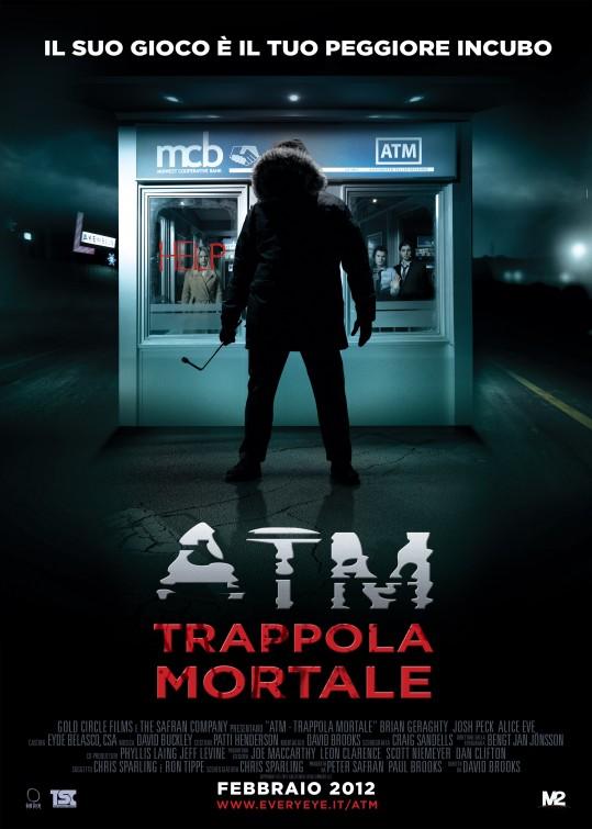 постер Банкомат,ATM