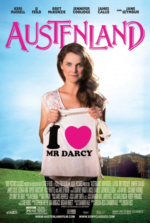 постер Остинленд,Austenland