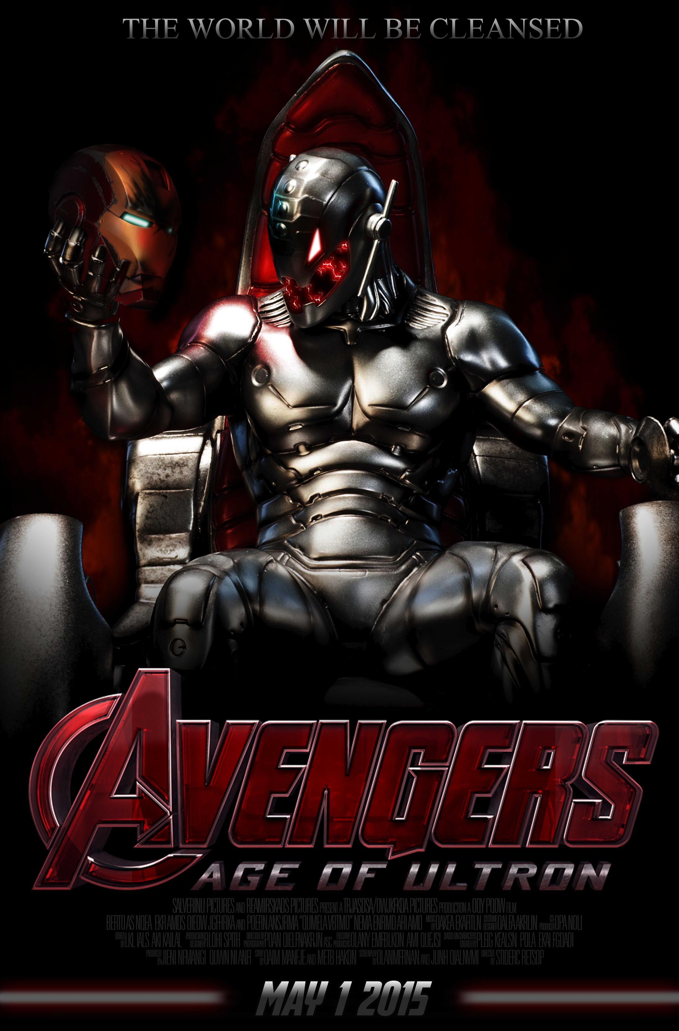 постер Мстители: Эра Альтрона,Avengers: Age of Ultron