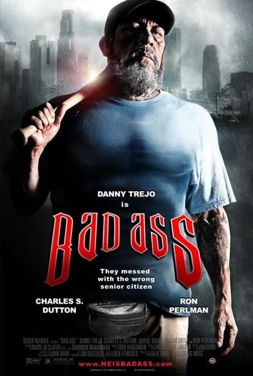 постер Крутой чувак,Bad Ass