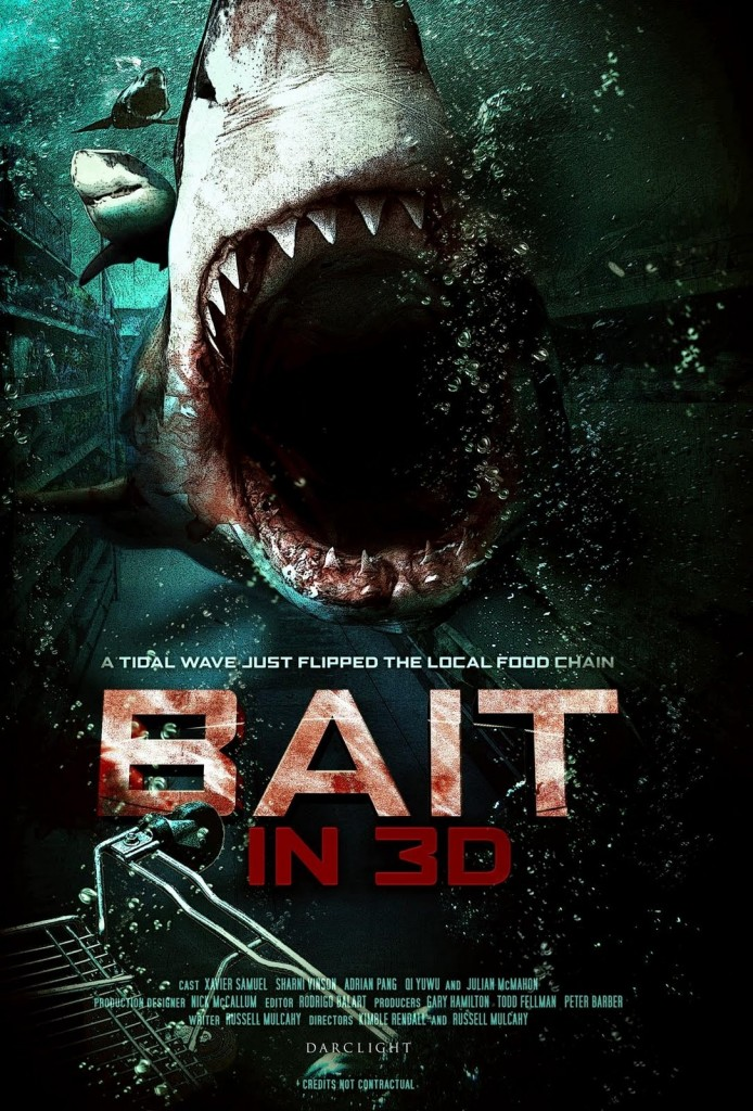 постер Цунами 3D,Bait 3D