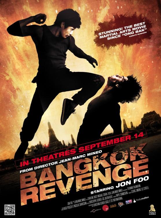 постер Перерождение,Bangkok Revenge