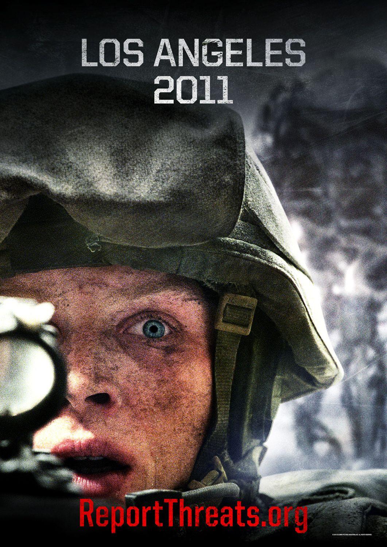 постер Инопланетное вторжение: Битва за Лос-Анджелес,Battle Los Angeles