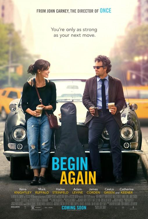 постер Хоть раз в жизни,Begin Again