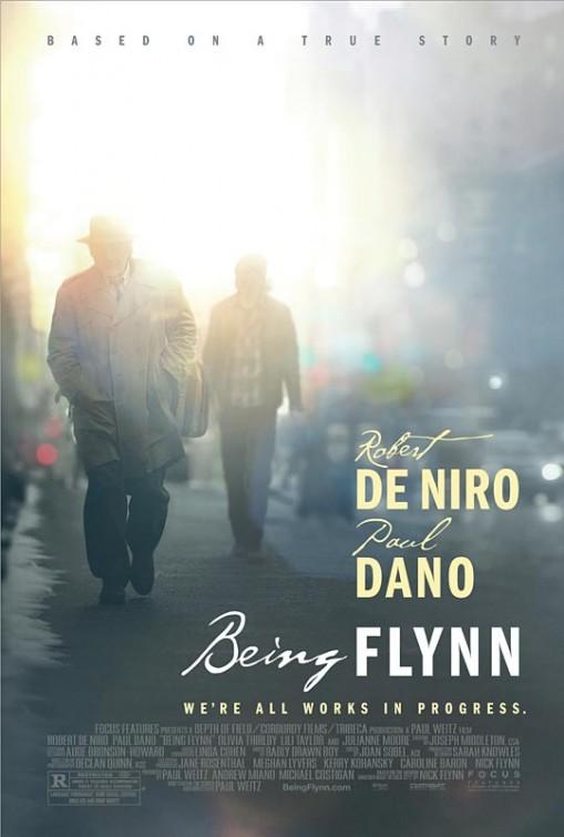 постер Быть Флинном,Being Flynn