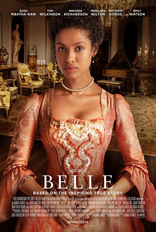постер Белль,Belle