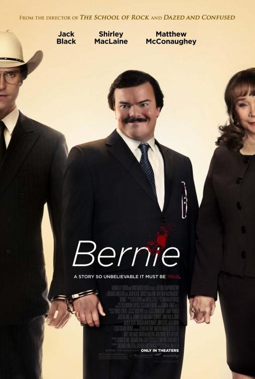 постер Берни,Bernie
