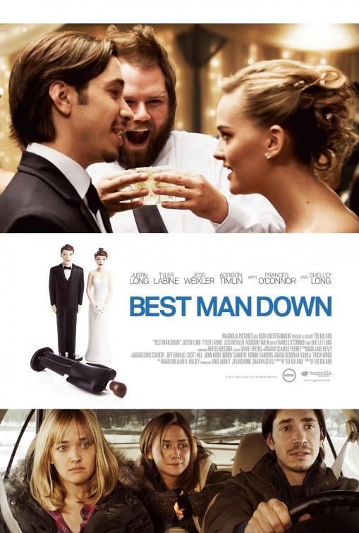 постер Смерть свадебного свидетеля,Best Man Down