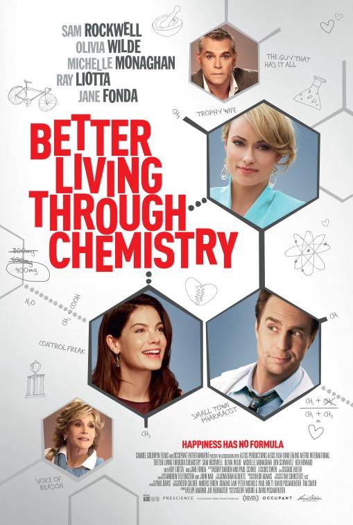 постер Химия и жизнь,Better Living Through Chemistry