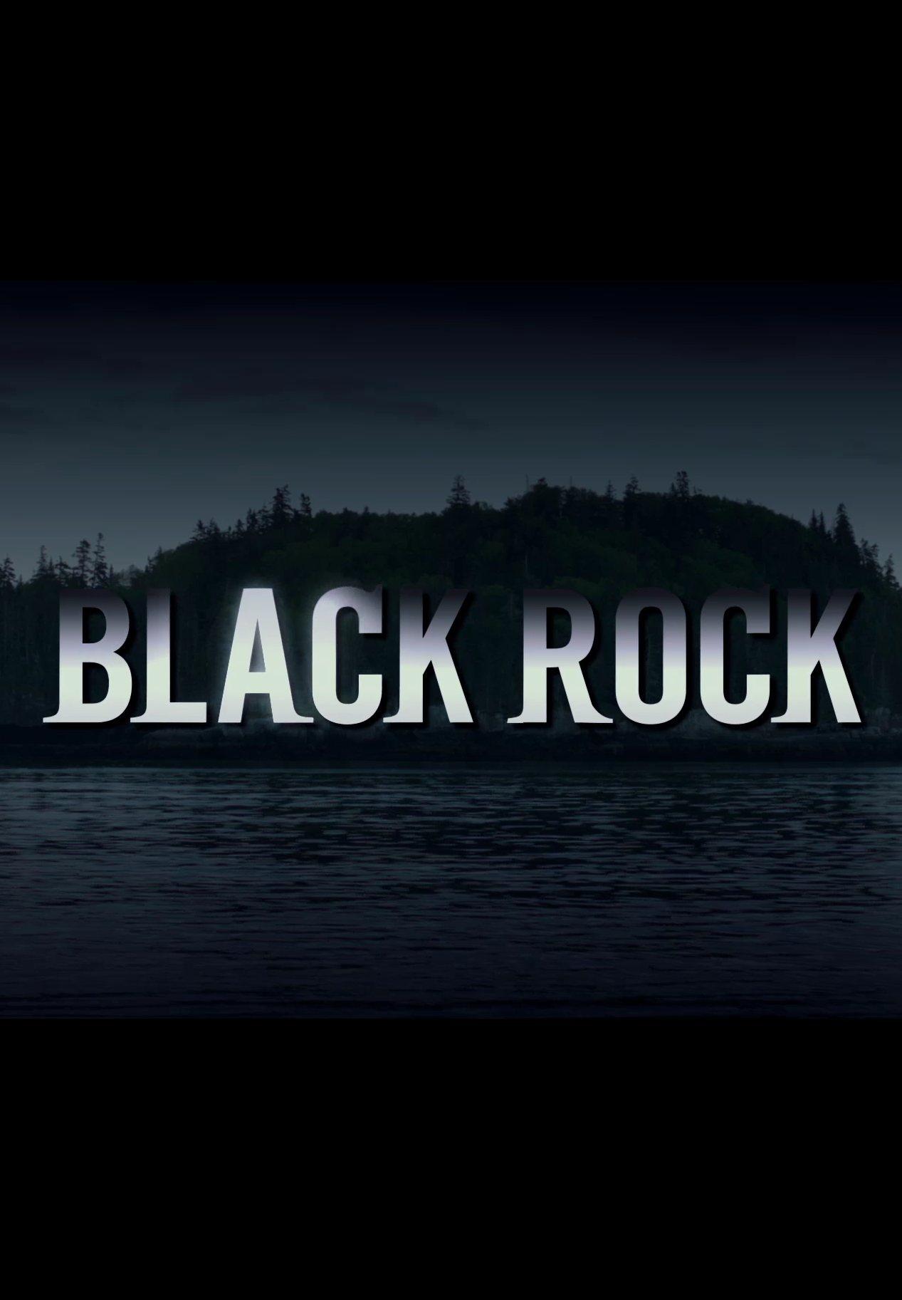 постер Остров смерти,Black Rock
