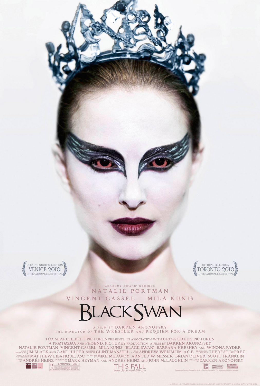 постер Черный лебедь,Black Swan