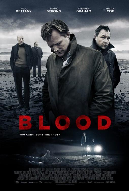 постер Кровь,Blood