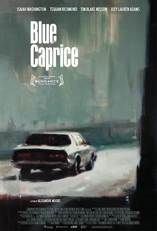 постер Синий каприз,Blue Caprice