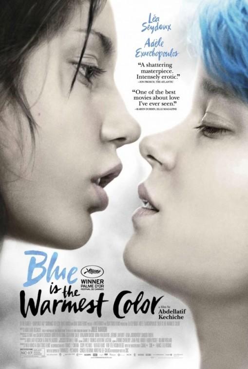 постер Жизнь Адель,Blue is the Warmest Color