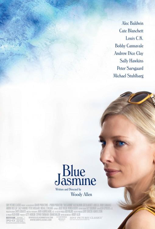 постер Жасмин,Blue Jasmine