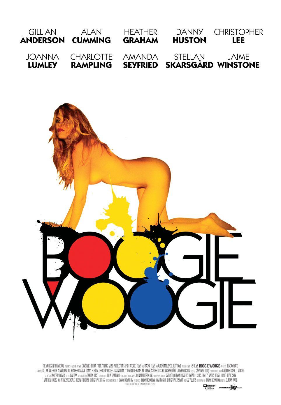 постер Буги-вуги,Boogie Woogie