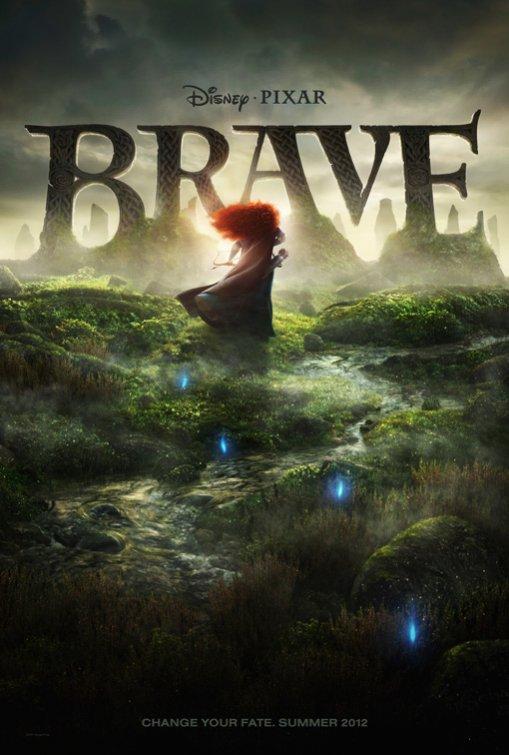 постер Храбрая сердцем,Brave