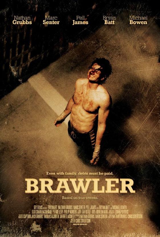 постер Бойцы,Brawler