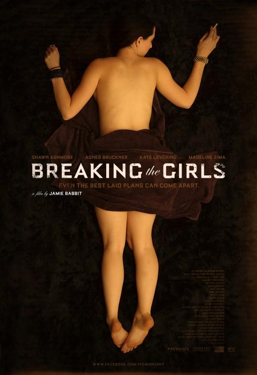 постер Расставаясь с девушками,Breaking the Girls