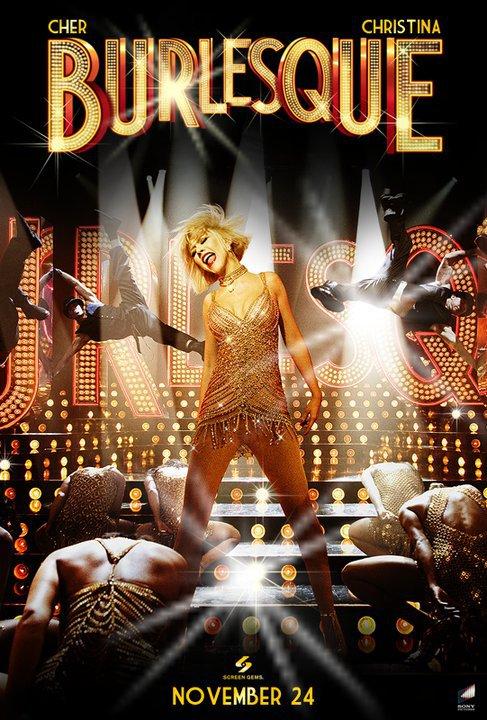 постер Бурлеск, Burlesque