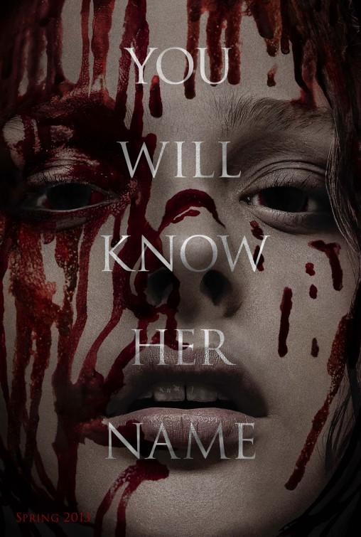 постер Телекинез,Carrie (2013)